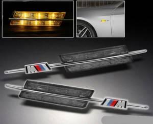 """Bilde av BMW blinklys """"smoked"""""""