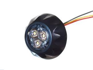 Bilde av Axixtech M53, Rund LED Strobe
